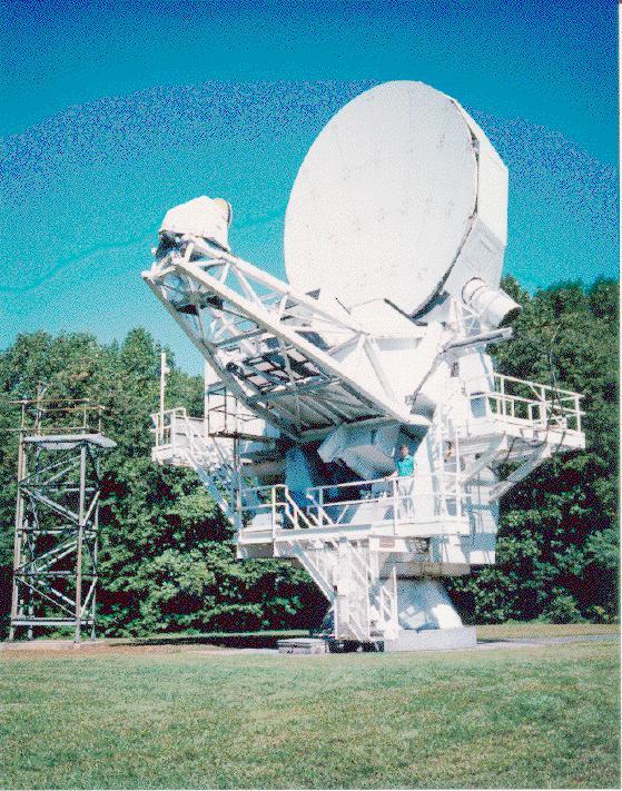 Bell Labs 7-meter Antenna