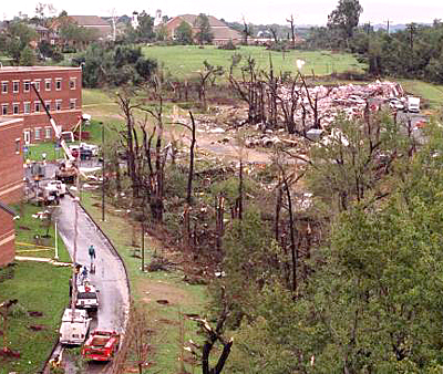 Maryland Tornado